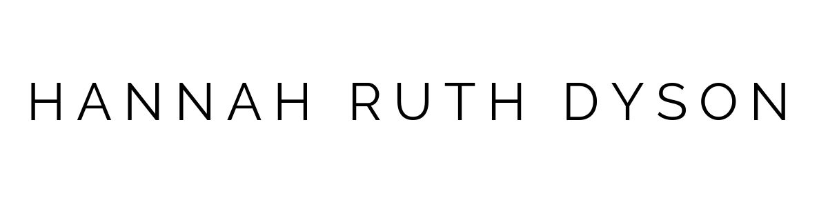 Professional website for Hannah Ruth Dyson